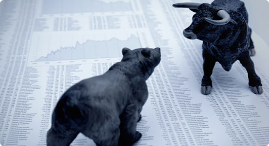 Support and Resistance for advanced bull and bear struggle